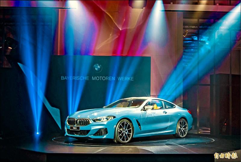 暌違20年 BMW 8嶄新登場