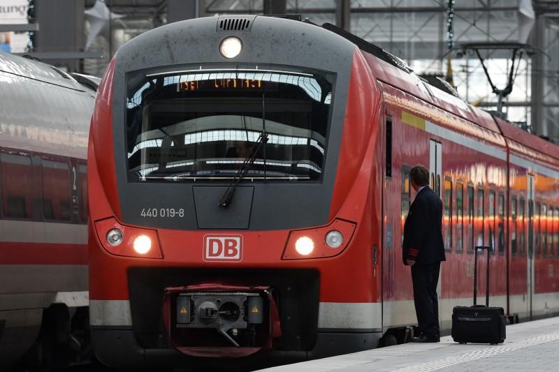 德國鐵路誤點嚴重又負債 傳官方將注資1.7兆紓困