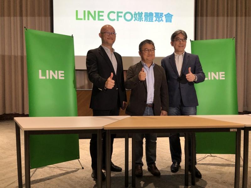 台灣LINE Bank董事長將由LINE集團財務長黃仁埈兼任