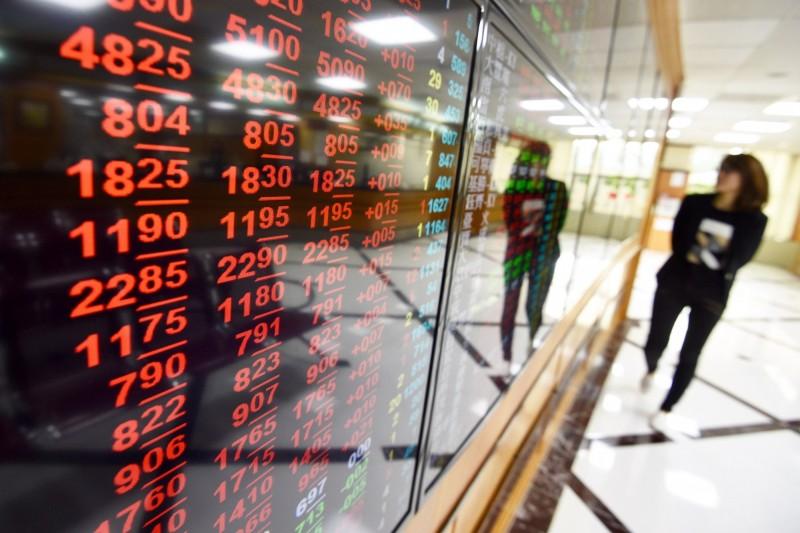 3王領電子股反攻 台股漲79點收10559.2點