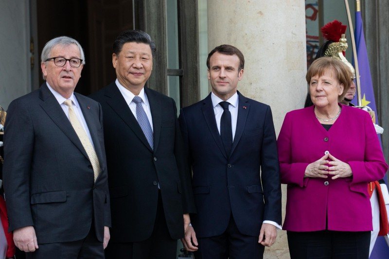 歐洲對中態度歧異難消 習近平:信我就對了