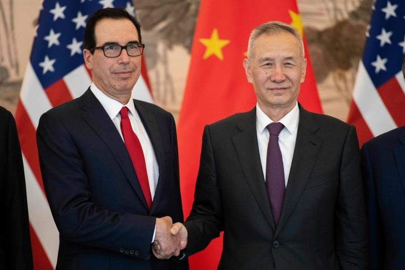美中談判「有建設性」 協議文字翻譯上演角力