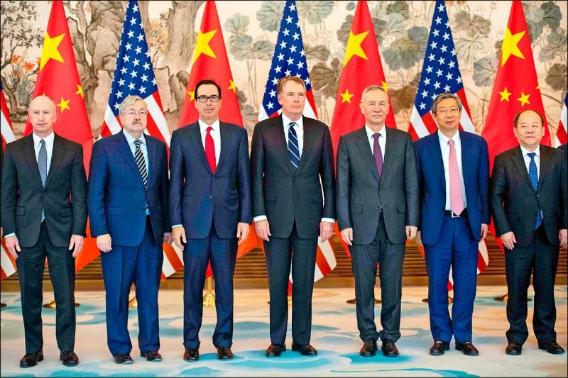 美中貿易談判 智財權翻譯有歧見 美退回全數段落