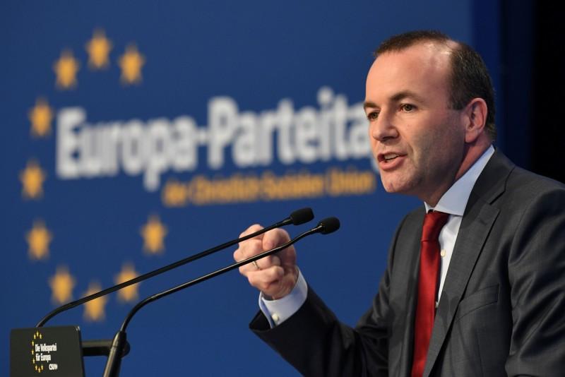 歐盟執委會熱門人選韋伯:歐盟與中國打交道時不要太天真