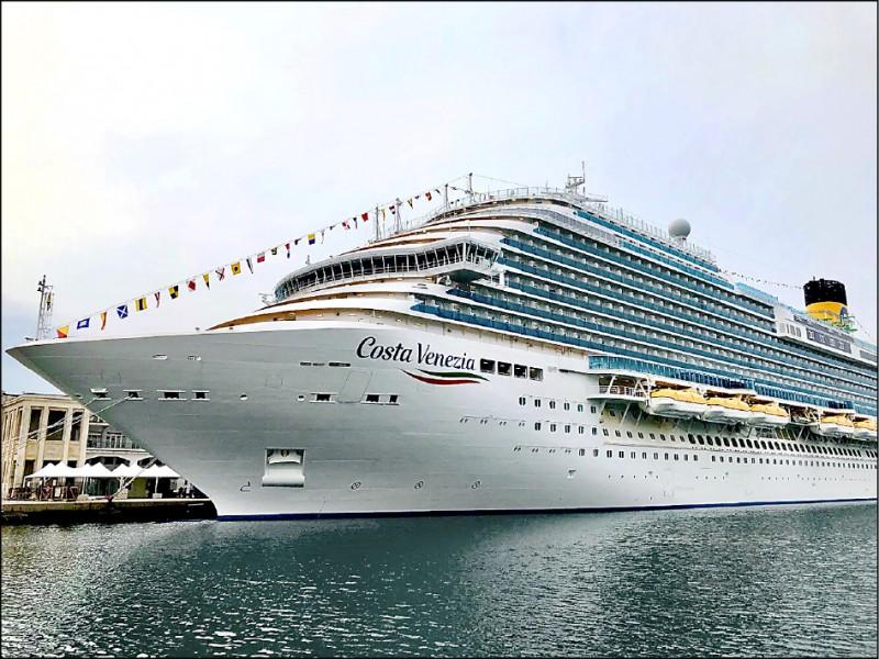 郵輪市場增溫 今年旅客估成長20%