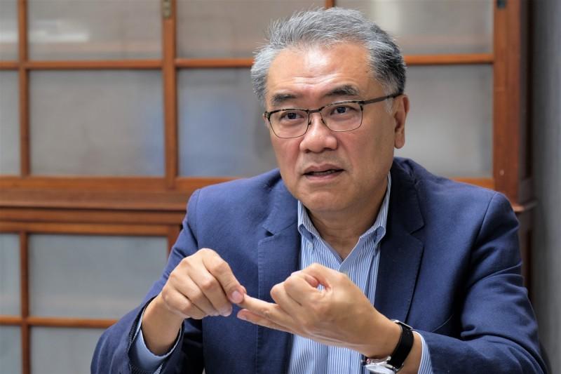 《CEO開講》黃育徵:台灣薪資要起飛 關鍵是這個