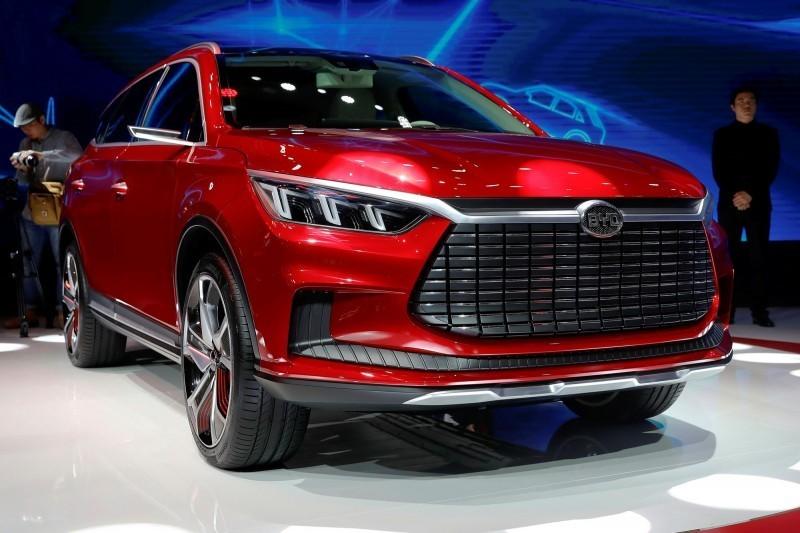 中國電動車掀漲價潮!比亞迪一口氣漲約4.6萬
