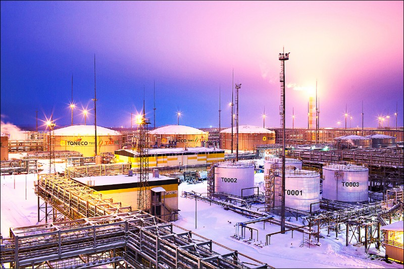 布蘭特原油奔71美元 OPEC減產助陣