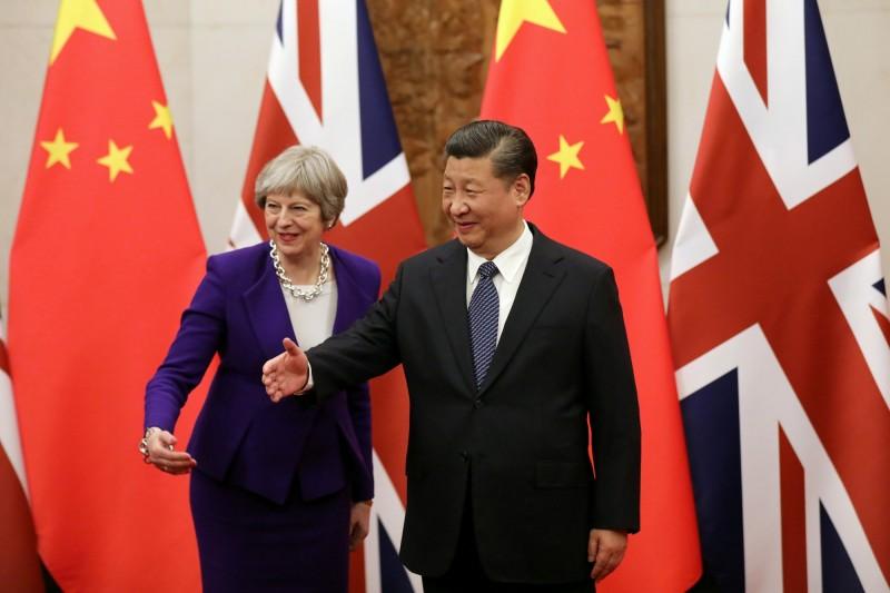 聯合國研究:中國為硬脫歐最大贏家  出口可增3千億