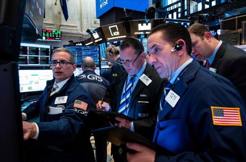 高盛第1季營收低於預期 美股開盤表現持平