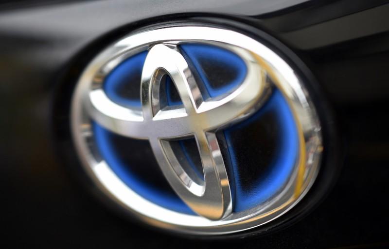 豐田擬向中國新創電動車業者 出售電動化技術