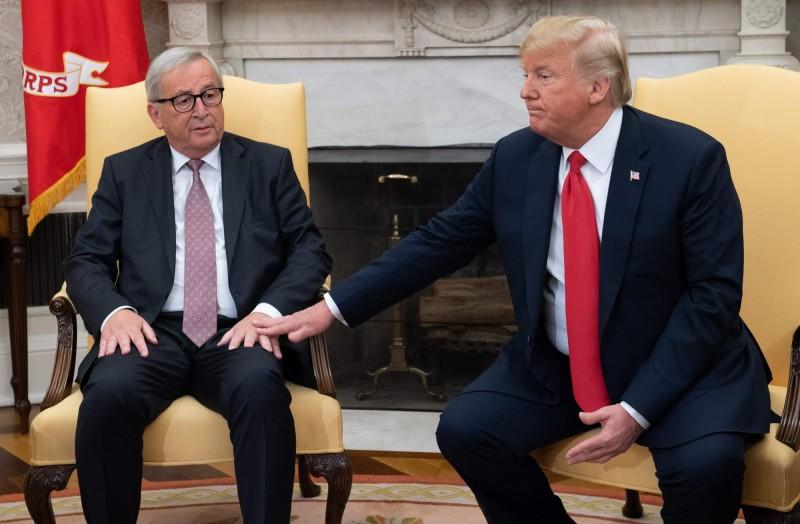 川普掀美歐貿易戰? 這些原因讓可能性很低