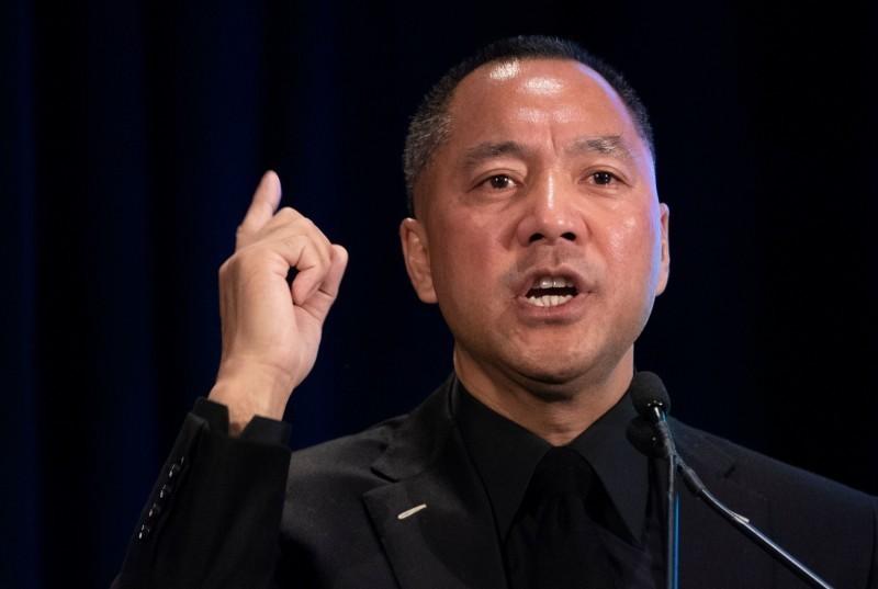 「早就佈好局了」郭台銘選總統 郭文貴去年神預言