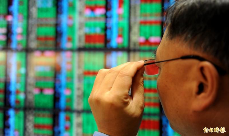 台股上漲至10997.26點 量能創4月以來最大量