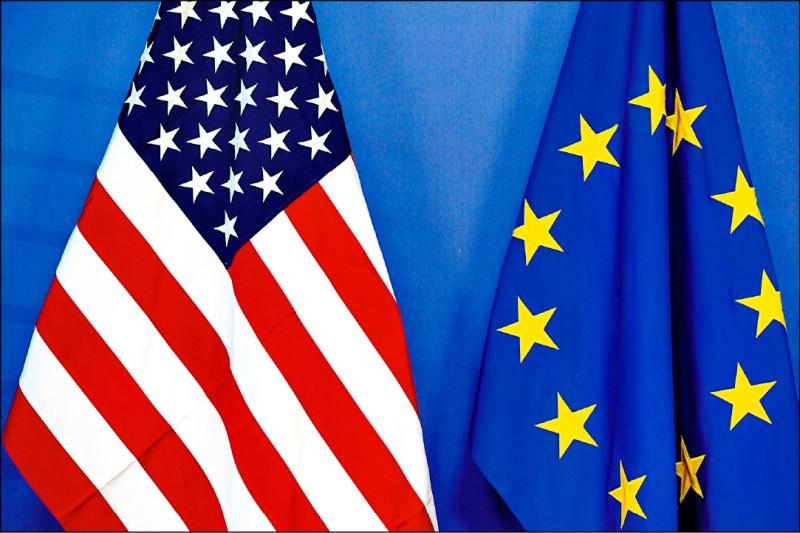 貿易戰升溫 歐盟公布對美3720億關稅清單