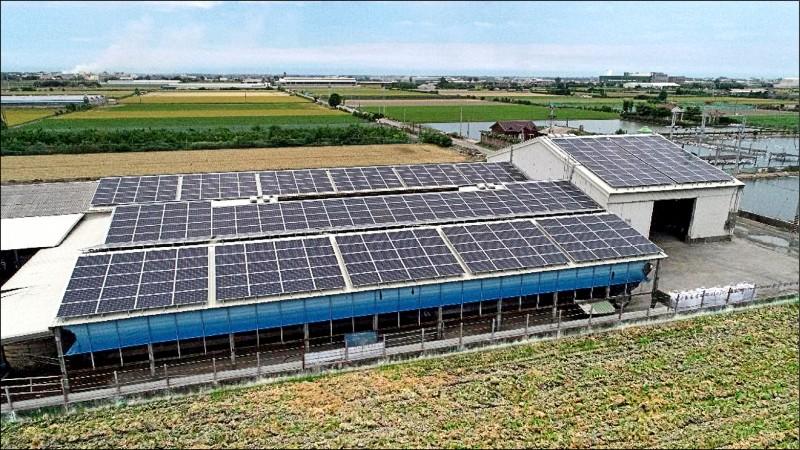太陽能系統商 中租能源市占第一