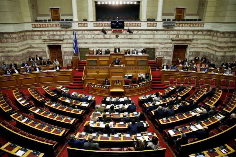向德國追討戰爭賠款 希臘國會通過決議