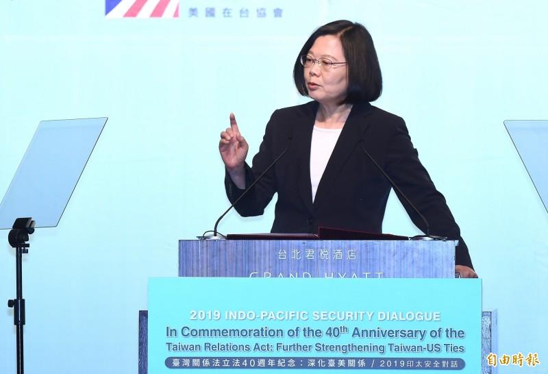 接待小英 Google預言:雲端產業將是台灣下一個兆元產業