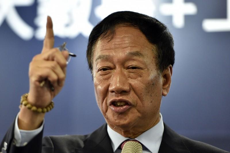 郭台銘參選總統 BBC:角色受中國商業利益挾持與否待釐清