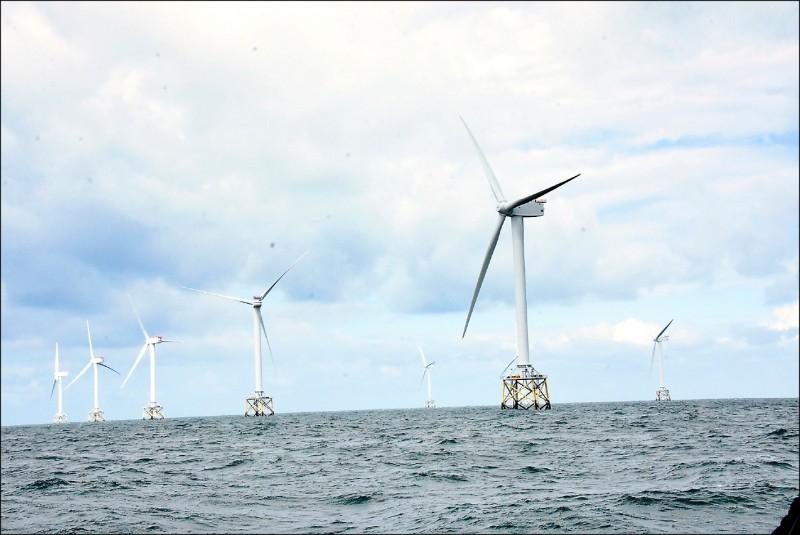 離岸風電協助金 3.6億大餅分不平
