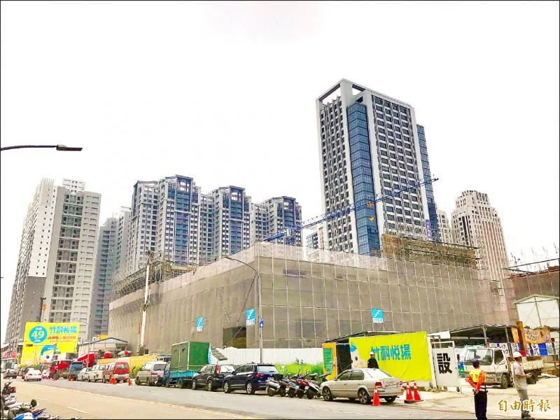 北台首季新建案 成交價像「死魚盤」