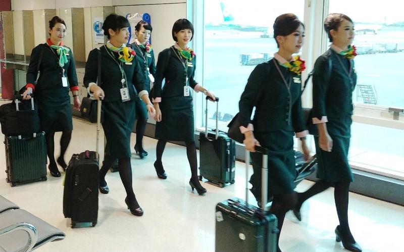 長榮空服員將舉辦罷工投票 華航:以韓亞航為例 希望不要