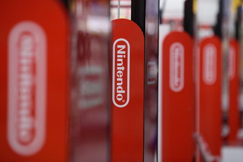 騰訊獲准代理Switch 任天堂早盤強漲逾16%