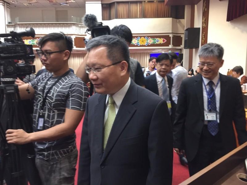 評新南向政策 財長:要從國際性思考 不能單就北京觀點