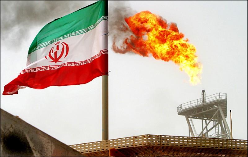 美全面制裁伊朗 我能源不受影響