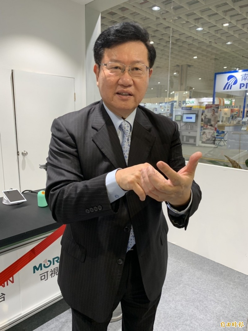 車王電董座:今年拚營收雙位數成長