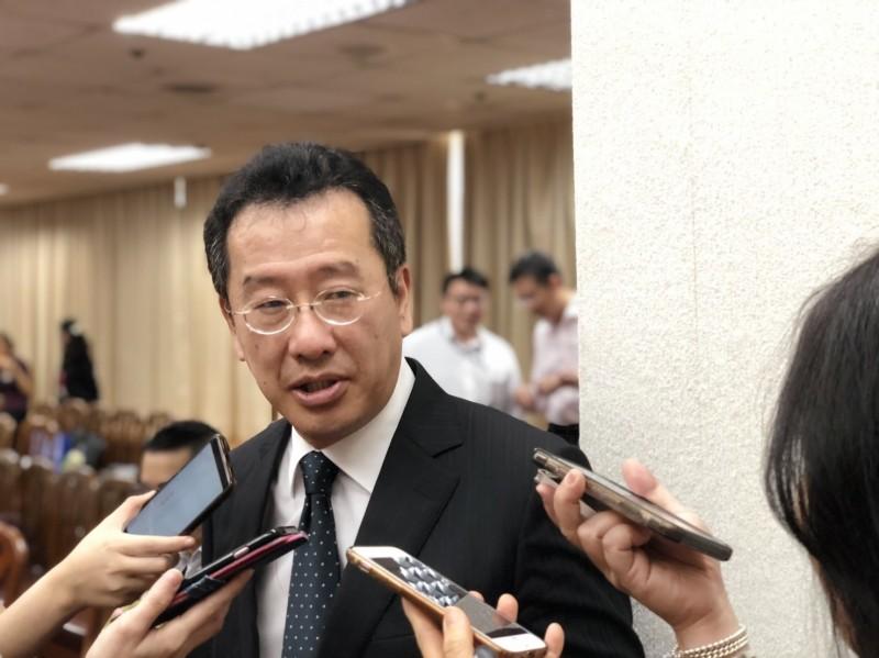 郭台銘宣佈參選前買股 綠委質疑內線交易