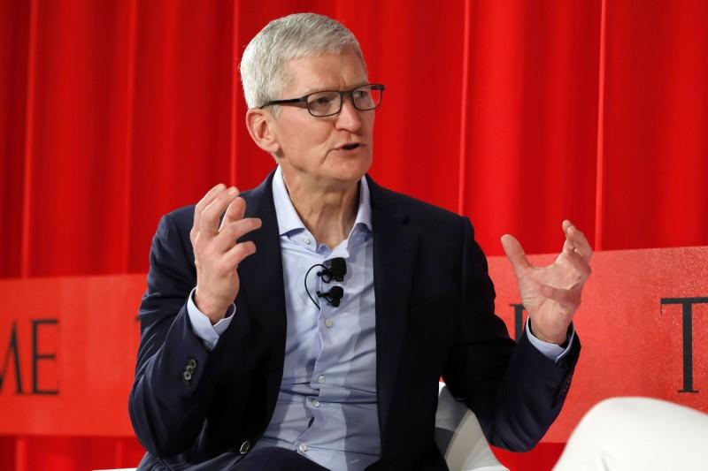 科技業不受控造成巨大破壞  蘋果CEO庫克挺「強力監管」