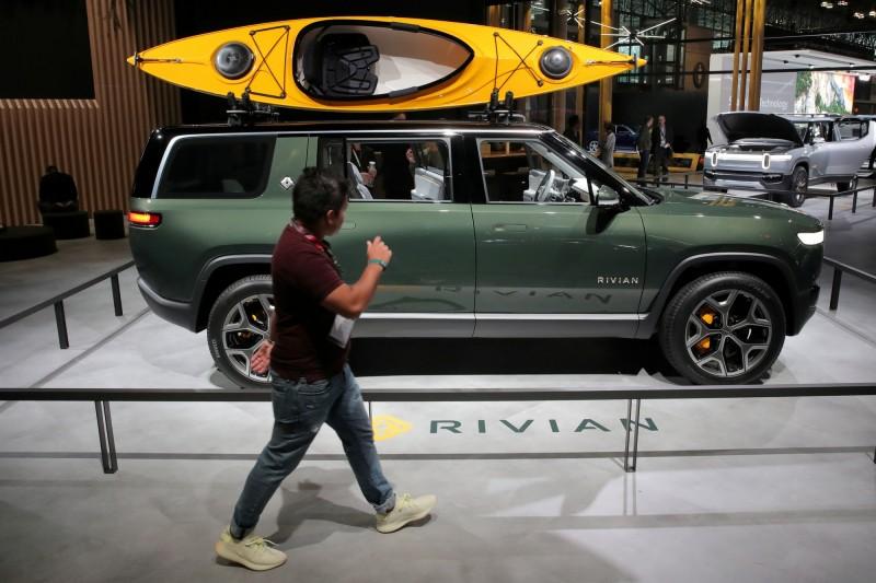 繼亞馬遜之後  福特投資特斯拉對手Rivian逾150億