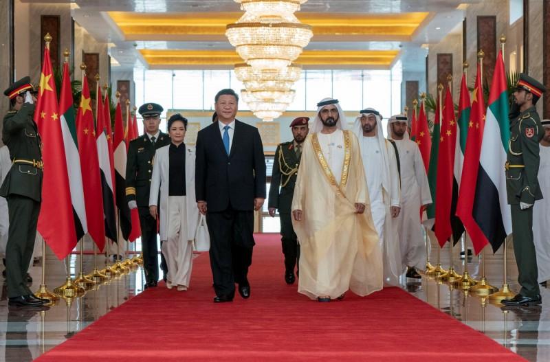 中國「一帶一路」襲向中東 引發美國官員警鐘