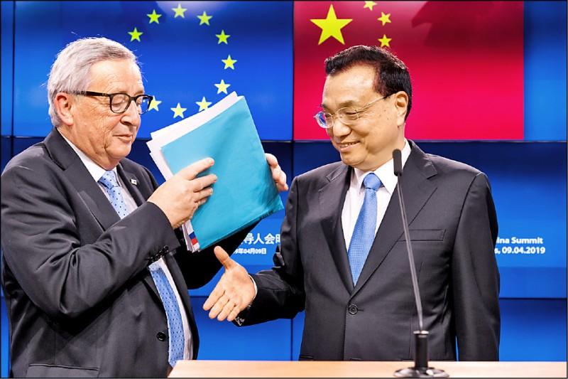歐洲企業家圓桌會議主席思文凱:讓在中國工作回流 歐洲不可再「幼稚」