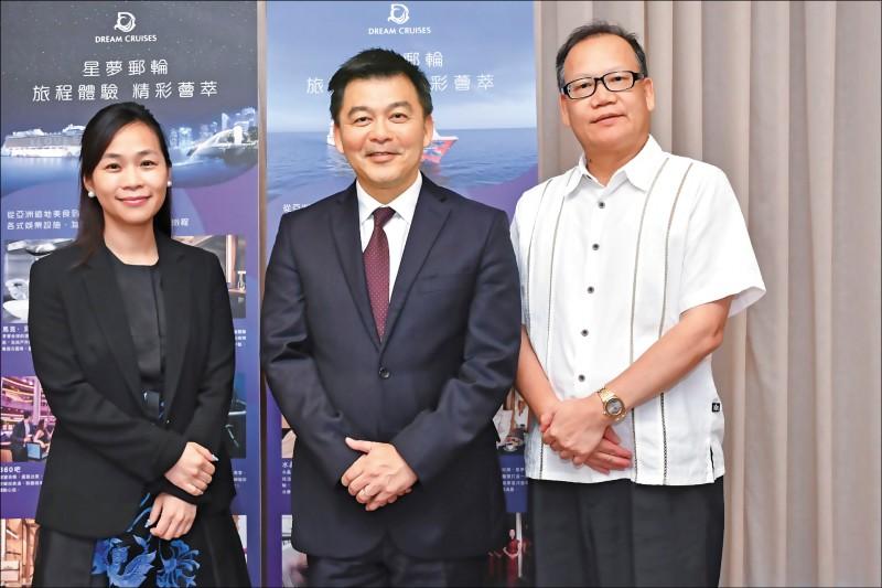 〈財經週報-人物專訪〉雲頂郵輪集團業務部副總裁 劉曉寧 每個工作都有意義