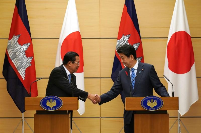 日本「寧靜帶路」疑忽視人權  日經:與中國有何不同?