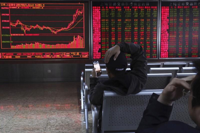 4月上市企業虧損比重創新高 中國經濟反彈假象再添證據
