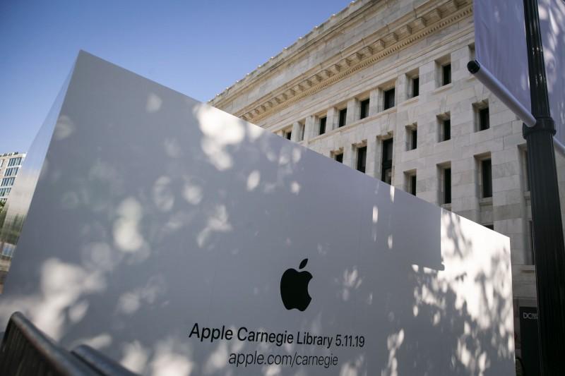 蘋果砸近9.3億元在百年圖書館開店 為的是...