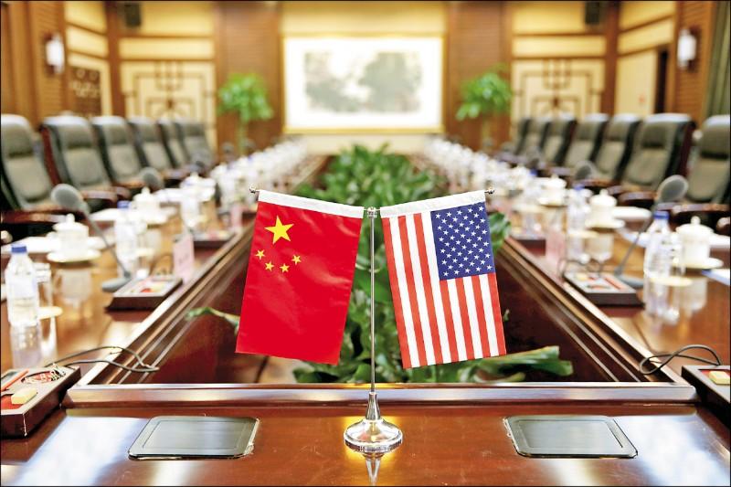 重回談判桌 中國得先送修法清單