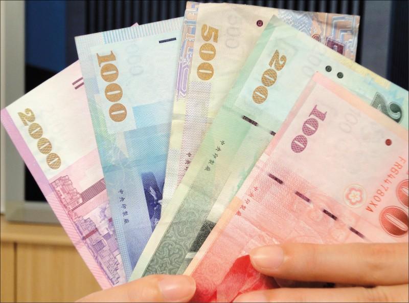 貿易戰再升溫 台幣貶0.9分