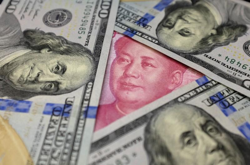 中國開打貨幣戰?德銀:人民幣恐貶至7.4