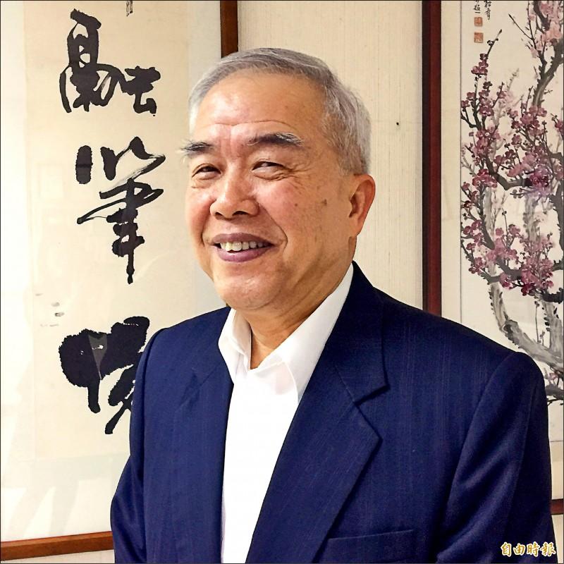 盟立總裁孫弘:下半年產業成長 恐比預期減緩