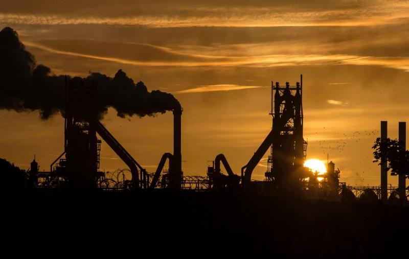 英國第2大鋼鐵公司「英國鋼鐵」倒閉 影響約2.5萬名勞工