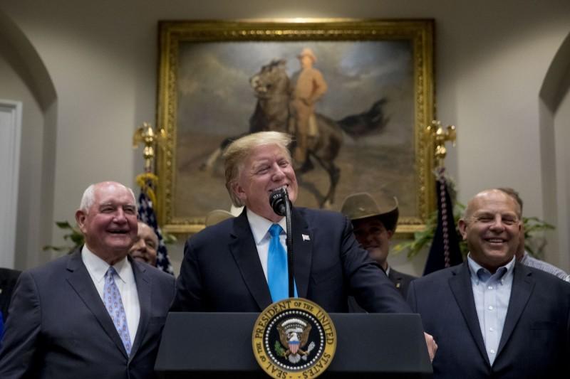 「華為非常危險」 川普:貿易戰可能很快會結束