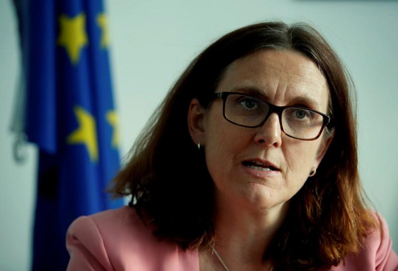 美歐貿易協商 歐盟重申「不談農產品」