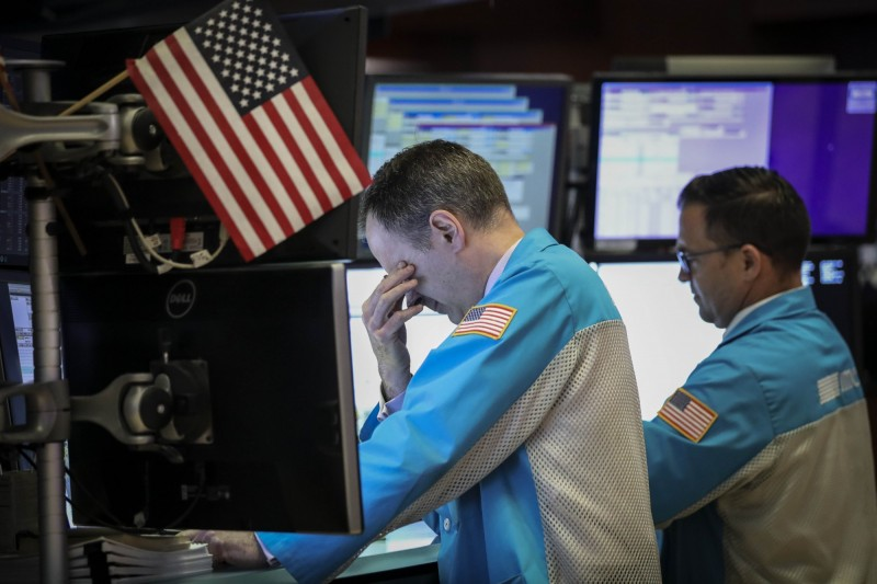 全球股市陷風暴!5月市值抹去逾2兆美元