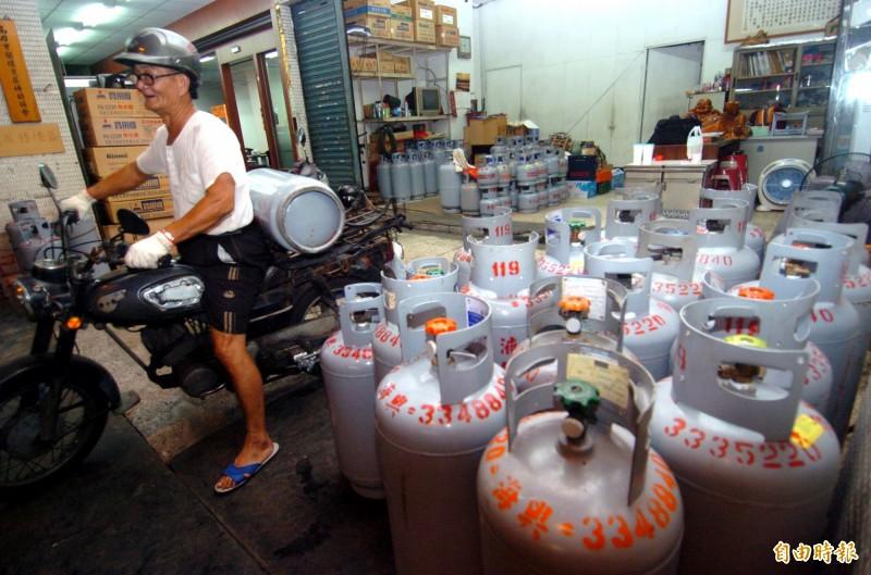 桶裝瓦斯大降價!每桶省60元 天然氣價端午凍漲
