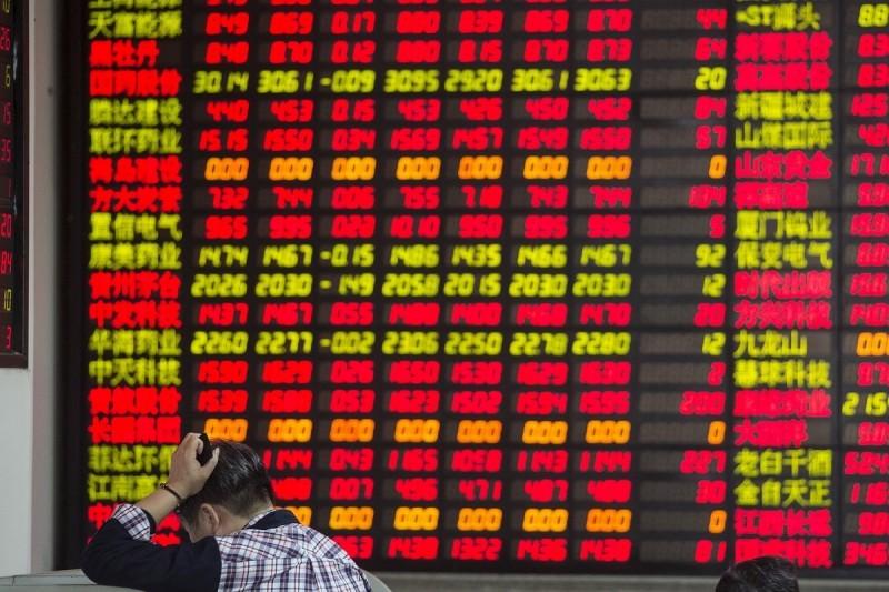 美中貿易戰升溫 外資拋售中國股票先跑先贏