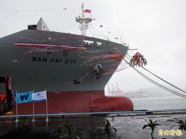 貨櫃3雄員工薪資 只有這家破百萬元